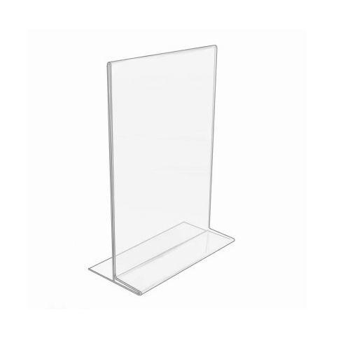 Khay hồ sơ mica đứng bàn 1 ngăn A4 ( DT3021 )