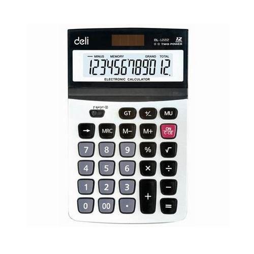 Máy tính Deli 1222 12 số
