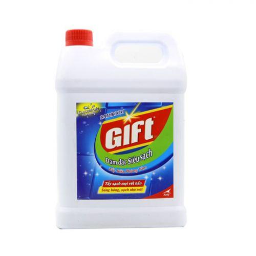Nước tẩy rửa phòng tắm Gift 4lit