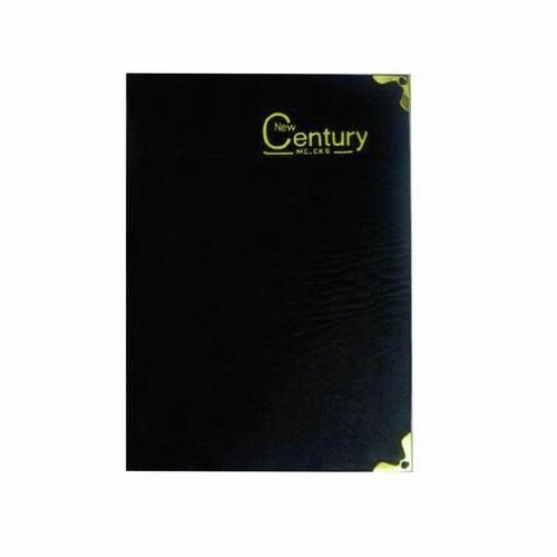 Sổ bìa da CK6 mỏng - 13.4x18.4cm 108 Trang