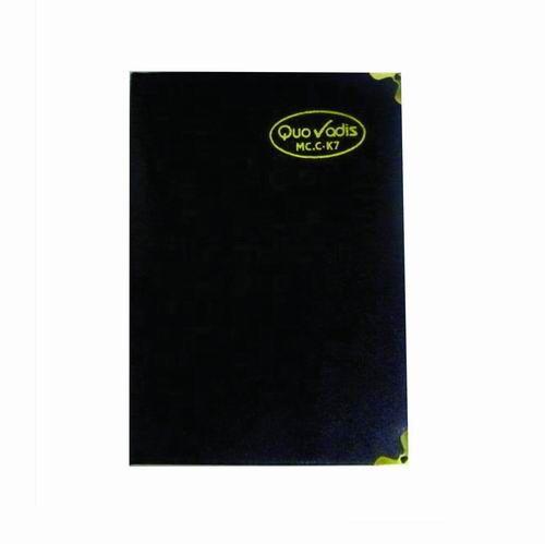 Sổ bìa da CK7 dày - 14.3x20.3cm 180 Trang
